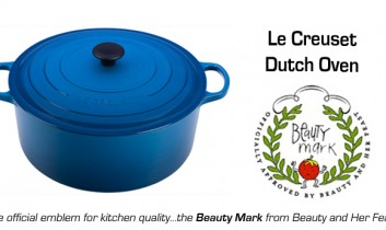 Beauty Mark — Le Creuset Dutch Oven